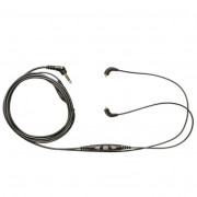 View and buy SHURE CBL-MPLUS-K-EFS Earphone Accessory Cable with 3 button remote online