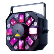 View and buy American DJ Stinger II 3-FX-in-1 Moonflower / Strobe / Laser Effect online