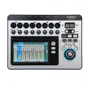 View and buy QSC TouchMix-8 Compact Touch-Screen Digital Mixer online