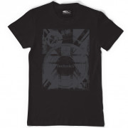 View and buy DMC Technics Union Deck T-Shirt T102 Black online