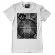 View and buy DMC Technics Union Deck T-Shirt T102 White online