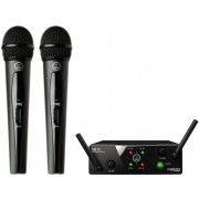 View and buy AKG WMS40 Mini Dual Vocal Set Wireless Mic System online