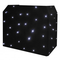 Equinox CW LED Star Cloth for DJ Booth ( EQLED12B )