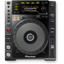 Pioneer DJ CDJ-850-K USB, CD Player & MIDI Controller - Black