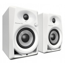 Pioneer DM-40 Active desktop monitors - White