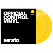 Serato Performance Series Vinyl Pair - Yellow