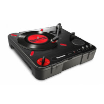 Numark PT01 Scratch Portable USB Turntable