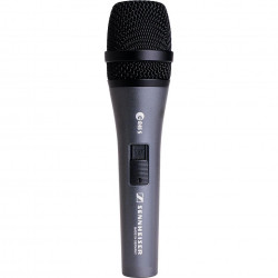 SENNHEISER E845-S Dynamic Handheld Vocal Mic w/ Switch